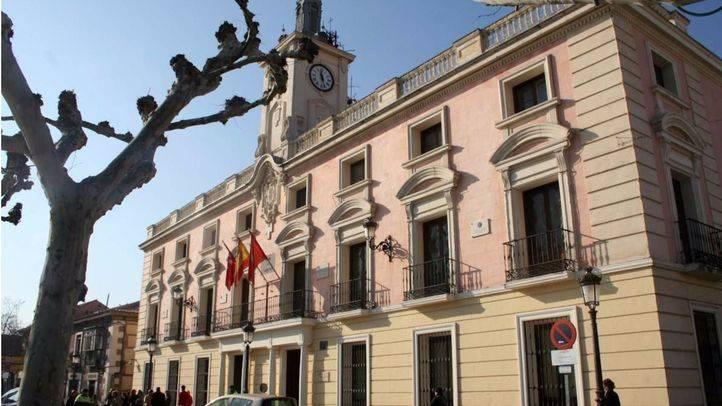Ayuntamiento de Alcalá de Henares.
