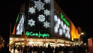 El Corte Inglés incorporará a 7.000 trabajadores para su campaña de Navidad