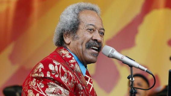 Fallece el músico Allen Toussaint después de su actuación en el Teatro Lara