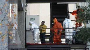 Desactivado el dispositivo de alerta por los sobres sospechosos en Castellana
