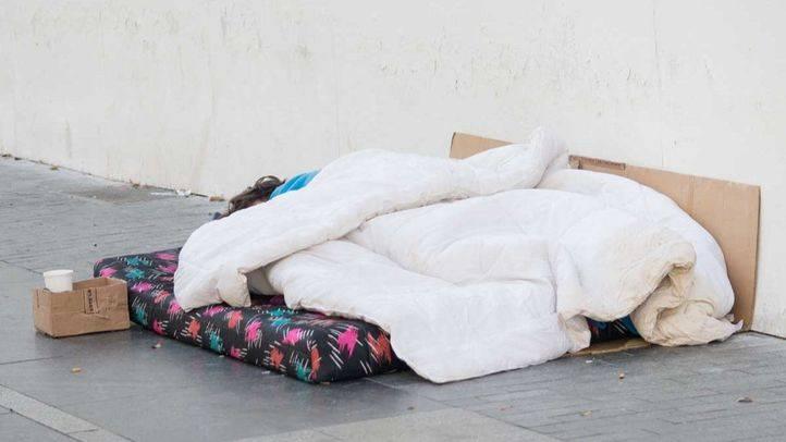Madrid realizará un censo de personas sin hogar y les ofrecerá viviendas