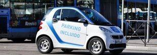 Arranca en Madrid un 'carsharing' eléctrico con 350 vehículos