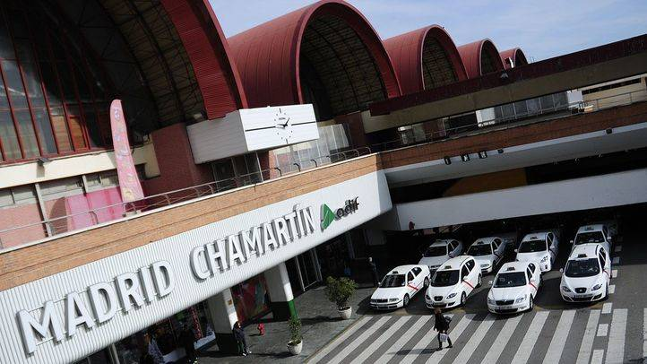 Fomento quiere convertir la estación de Chamartín en la 'terminal cero' del aeropuerto