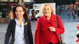 Carmena y Hernández acuerdan prolongar Madrid Río por Getafe