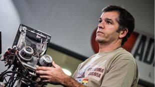 José María García ultima los preparativos para el Dakar