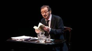 Juan Diego en la 'Lengua madre', en los Teatros Luchana
