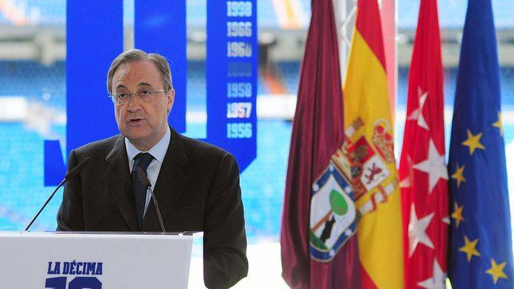 Desestimado el recurso del periodista José María García por atentar contra el honor de Florentino Pérez