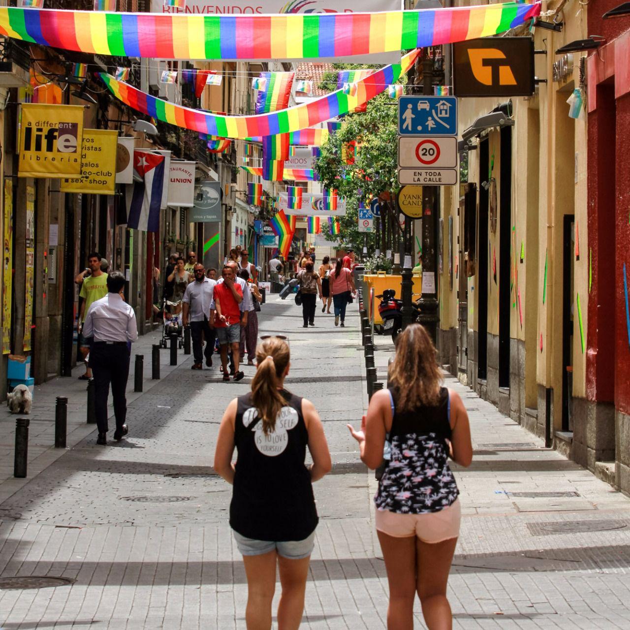 video parejas liberales arganzuela