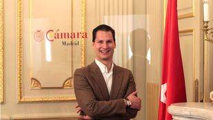 David Díaz, gerente del Club Cámara de Madrid.