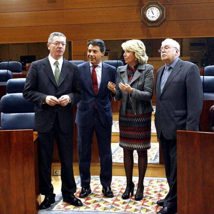 La investigación cree que Gallardón conocía el desvío de fondos de la Lezo
