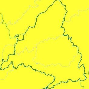 El calor 'tiñe' toda la Comunidad de aviso amarillo