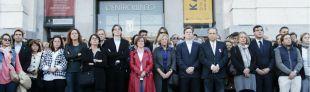 Los ayuntamientos convocan concentraciones por las víctimas de París