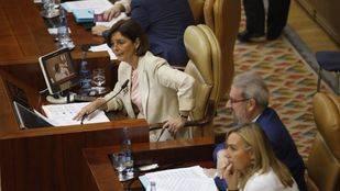 Podemos anuncia medidas contra la presidenta de la Asamblea
