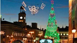 Nueva York, Madrid, Londres y París, destinos navideños