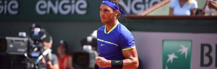 Nadal hace historia con su décimo Roland Garros