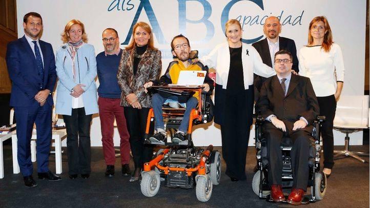 Gala 'Titulares para la superación', de ABC.