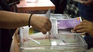 Urnas electorales (Archivo)