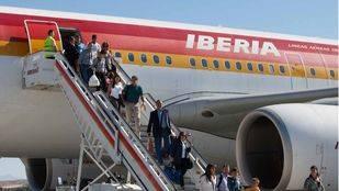 'Planes de repente', la nueva campaña de Iberia
