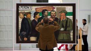 'Verso/Reverso', la restrospectiva sobre Andrzej Wróblewski en el Reina Sofía