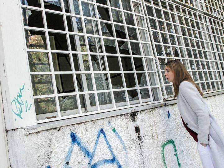 Los edificios de Casa de Campo, abandonados y sin acceso para la oposición
