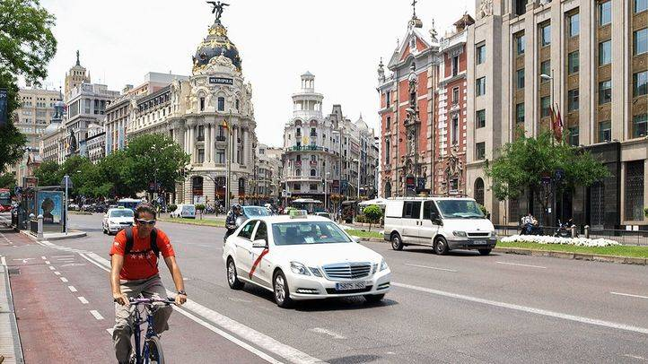 Un estudio de la UPM concluye que las vías ciclistas no garantizan un mayor uso de la bicicleta