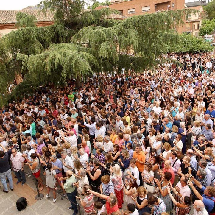 Familia y amigos despedirán, este lunes, a Echeverría en un funeral en Las Rozas