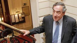 Juan Rosell, presidente de la Confederación Española de Organizaciones Empresariales (CEOE)