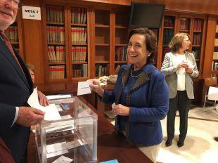 Victoria Prego, nueva presidenta de la Asociación de la Prensa de Madrid