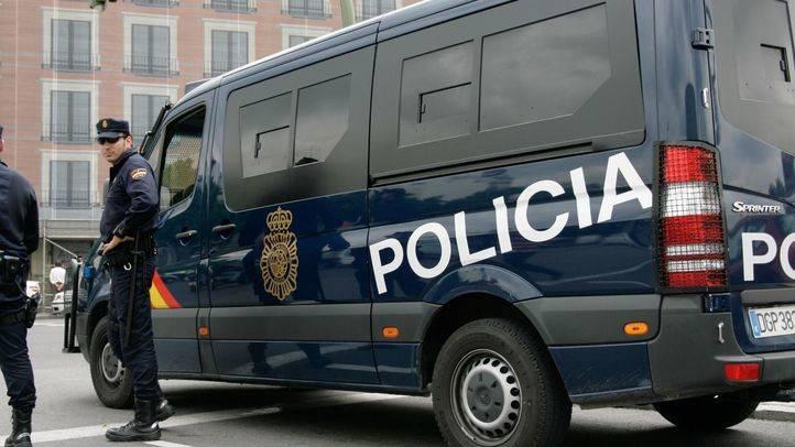 Seis detenidos durante una manifestación antifascista en Ciudad Universitaria