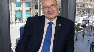 Luis Martínez Hervás, alcalde de Parla: