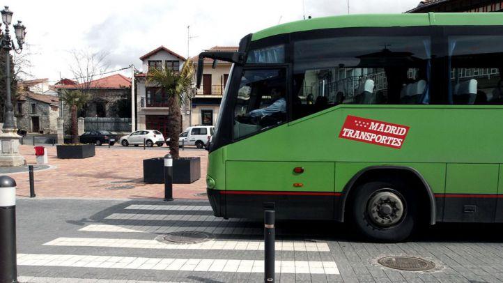 Vecinos de Getafe se manifestarán para recuperar el recorrido y la frecuencia del autobús a Madrid
