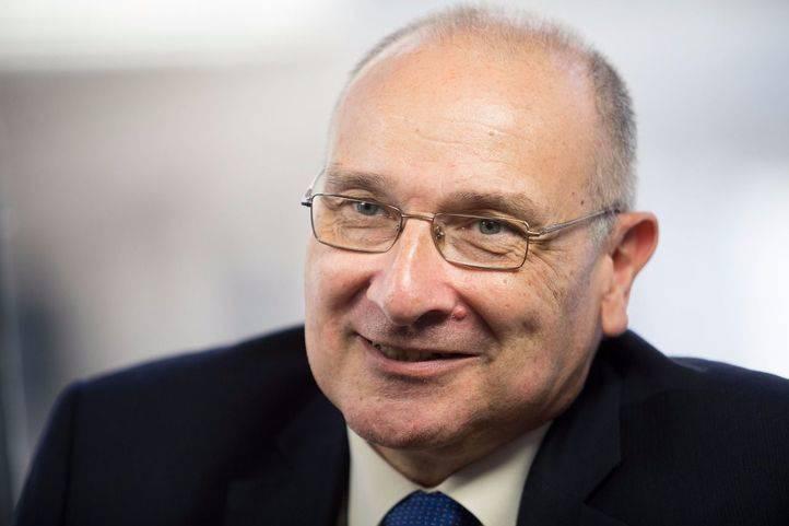 Luis Martínez Hervás, alcalde de Parla