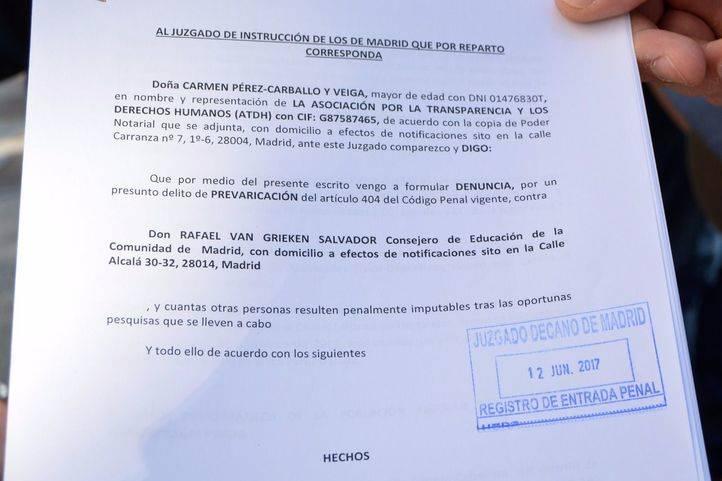 El cierre del IES Pérez Galdós le cuesta a Van Grieken una denuncia por presunta prevaricación