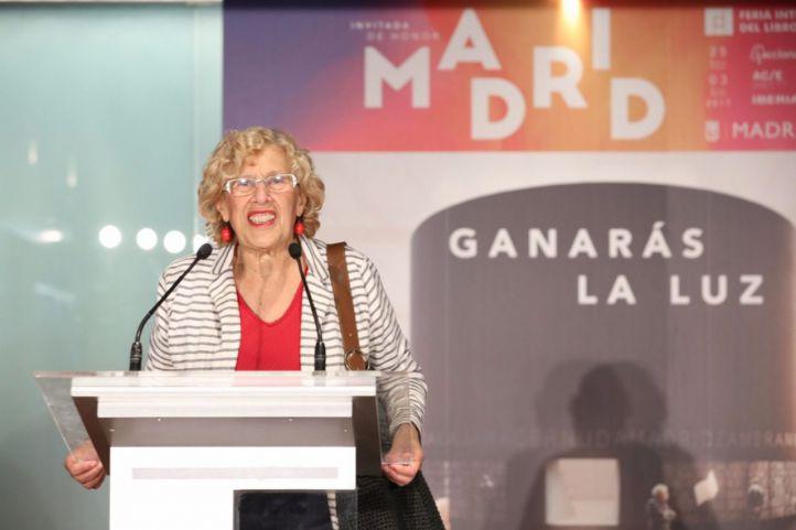 Carmena no planea hacer más cambios en el Gobierno