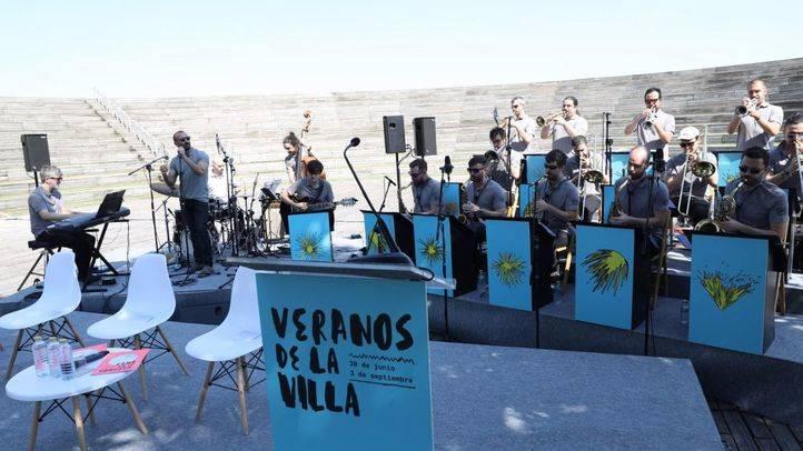 Presentación del programa de los Veranos de la Villa 2017