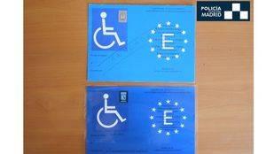 Policía Municipal imputa a 23 personas por falsificación de tarjetas de estacionamiento