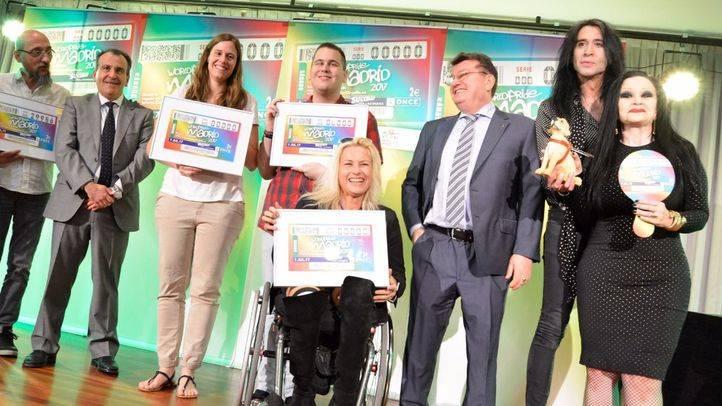 La ONCE difunde el WorldPride en más de 5 millones y medio de cupones con la bandera arcoíris