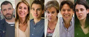 Las caras de la Transparencia en el Ayuntamiento de Madrid