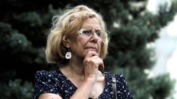 Carmena matiza su 'descontento':
