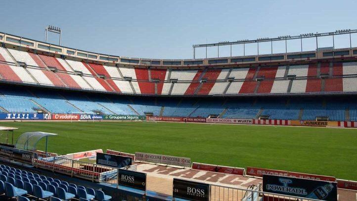 Estadio Vicente Calderón (archivo)