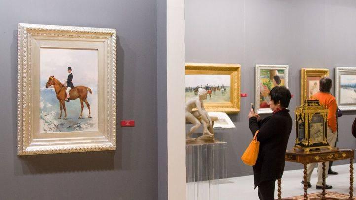Sorolla, Dalí y Picasso en la nueva edición de Feriarte