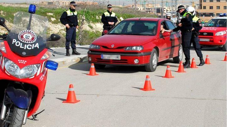 Detenido en Alcorcón por circular en dirección contraria bajo los efectos del acohol