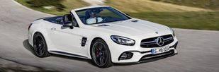 Mercedes SL, roadster para cualquier época del año