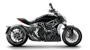 La Ducati XDiavel es la moto más bella
