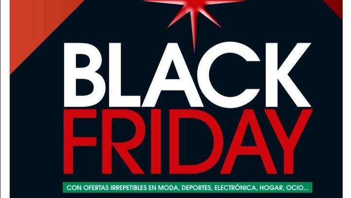 El Corte Inglés se suma al Black Friday con cuatro días de grandes descuentos