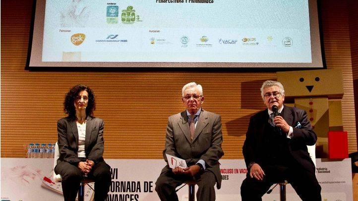 La Comunidad de Madrid refuerza la vacunación en los niños