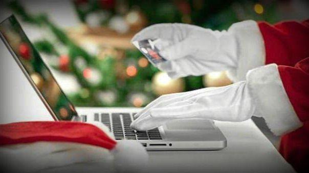 Los regalos de navidad ahora se compran online