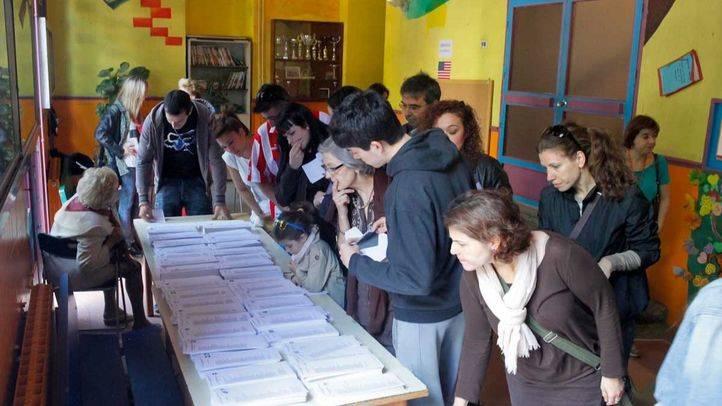 Elegidos los casi 30.000 posibles miembros de las mesas electorales de Madrid