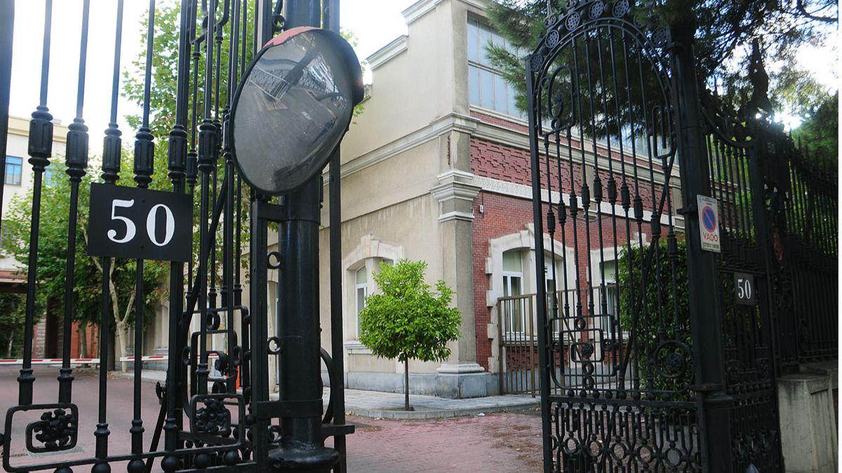 calle raimundo fernandez villaverde de madrid: