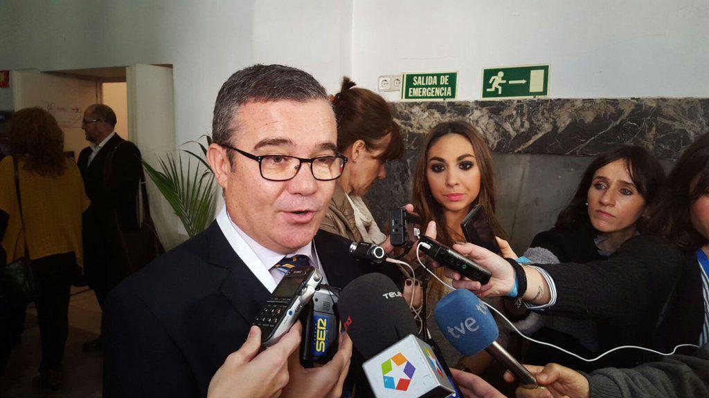 Guillermo Hita, alcalde de Arganda, nuevo presidente de la Federación de Municipios de Madrid